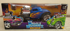 Muscle Machines '33 Ford Coupe 1933 Hot Rod 1:18 Scale Diecast Car