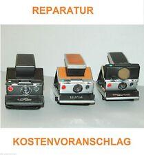 Polaroid SX-70 Reparatur Kostenvoranschlag bei Defekt