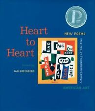 Heart to Heart : New Poems Inspired by Twentieth-Century American Art, Poetry, P