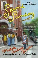 Second Sunday by Michele Andrea Bowen (2005, Paperback)