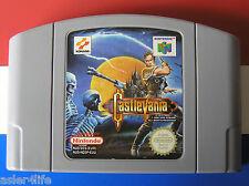 CASTLEVANIA - NINTENDO 64 - N64