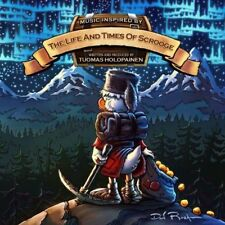 Tuomas Holopainen- The Life And Times Of Scrooge Nouveau CD