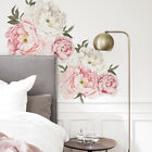 Peony Flower Wall Sticker Home Wall Decoration Living Room Bedroom Dec Sf