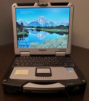 Panasonic Toughbook CF-31 MK3  12gig New 240gig SSD  Win 10