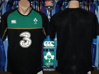 Rugby Union Irfu Ireland Canterbury Training Leisure Light Shirt Vapodri