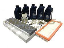 MINI R55 R56 R57 R58 R59 R60 R61 N18 Kit Di Servizio Aria Olio Cabina FILTRO OLIO Sparks