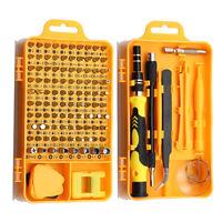 115 in 1 Magnetic Precision Screwdriver Set Watch Mobile Phone Repair Tool Kits