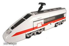 Lego® Eisenbahn RC Lok mit Motor + Licht aus 7897 ICE *geprüft*