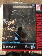 Leader Class GRIMLOCK Figure Transformers Studio Series Masterpiece MP Dinobots