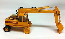 Bausatz Resin 1/50 Bagger Broyt X31 Wheels version - Fankit Models