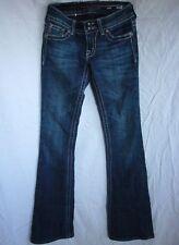 Miss Me Angel Wings Flap Pockets Rhinestones Jeans JP5011-3 Size 25 x 33