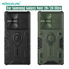 NILLKIN CamShield Armor Case For Samsung Galaxy Note 20 Ultra iPhone 12 11 Pro 8