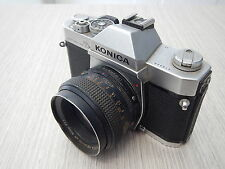 KONICA AUTOREFLEX T3 MADE IN JAPAN FOTOGRAFICA DA COLLEZIONE