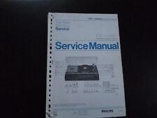 Original Service Manual Philips 22RH953