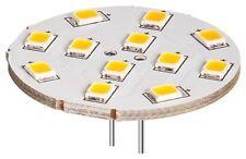 GOOBAY LED Disco Riflettore Base 2 W G4 20 W Bianco Caldo Equivalente (30586)