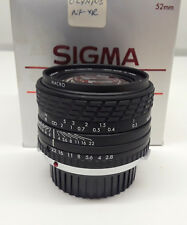 Sigma 24mm/f2.8 Macro MF Lens for Olympus (BRAND NEW!)