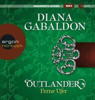 BRIGITTA ASSHEUER - (3/MP3) OUTLANDER-FERNE UFER  4 MP3 CD NEW