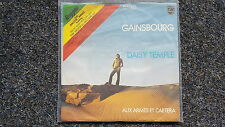Serge Gainsbourg - Daisy Temple 7'' Single Germany