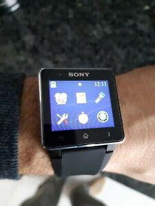 Sony Smart Watch 2 SW2 (Like New) w/Screen Protectors