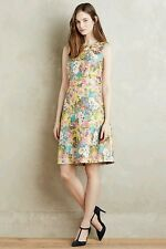 New $268 Anthropologie Sungarden Petite Dress by Kate Sylvester Size 6P