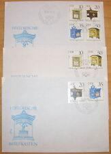 DDR-Ersttagsbriefe 1981-1990