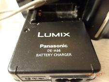 Genuino Original Cargador Panasonic LUMIX DE-A66 DMW-BCG10e DMC-TZ8 TZ31