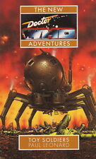 Dr Doctor Who Virgin New Adventures Book - TOY SOLDIERS - (Mint New)
