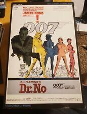 Sean Connery as James Bond 007 Dr. No Sideshow Figure