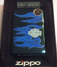 full Size Zippo Lighter HARLEY DAVIDSON H-D GHOST NOS