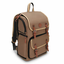 Professional DSLR Camera Backpack Case for Photography and Laptop Travel Use
