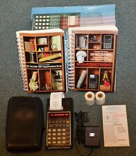 Hewlett-Packard Hp 19C Programmable Printing Calculator Mint, Fw, 90Dw