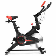 Home Use Cycling Bike Exercise Cycle Trainer Fitness Cardio Workout Lcd Display