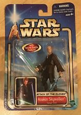 Star Wars Anakin Skywalker Hangar Duel Figure Attack Of The Clones