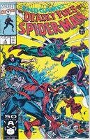 MARVEL COMICS DEADLY FOES OF SPIDER-MAN #4 UNREAD #60967 D10 BR1