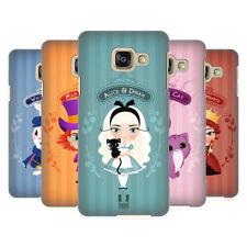Case Designs Handy-Etuis für das Samsung Galaxy A3 Head