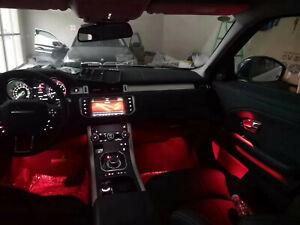 Illuminated Retrofit LED Ambient Atmosphere light For Range Rover Evoque L538