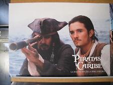 429 Piratas del Caribe: La maldición de la Perla Negra Johnny Depp,  Orlando Blo