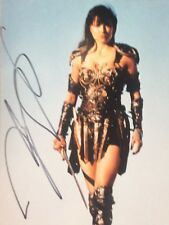 Lucy Lawless  SIGNED 8X10 GUARANTEED AUTHENTIC