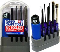 Tamiya Craft tool series No. 85 RC tools 8 pcs set RC tools 74085