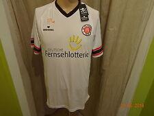 "FC St.Pauli Original Auswärts Trikot 2012/13 ""Deutsche Fernsehlotterie"" Gr.M Neu"