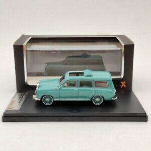 Premium X 1:43 Mercedes Benz Ponton Binz Station Wagon 1954 PR0526 Green Resin