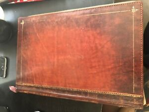 Genuine Twelve South BookBook Rutledge premium leather case, MacBook Air 11 inch