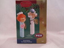 Carlton Cards Ornament Prescription for Happy Holidays 2005 NEW MINT