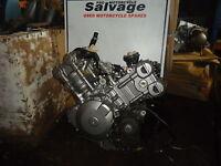 SUZUKI SV 1000 2003 2004 2005 K3 K4 K5:ENGINE:USED MOTORCYCLE PARTS