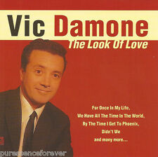 VIC DAMONE - The Look Of Love (UK 16 Track CD Album)