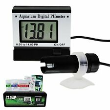0 ~ 14,00 pH Meter Digital Water Quality Monitor Tester Hydroponic Aquarium Spa
