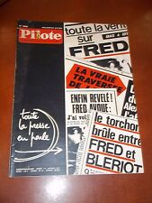 "JOURNAL ""PILOTE no 560"" (1970)"