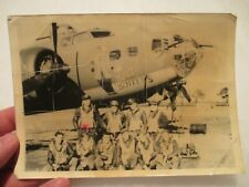 """*Photo* B-17 Flying Fortress """"The Zoot Suiters"""" nose art - 91st Bg ~ Excellent"""