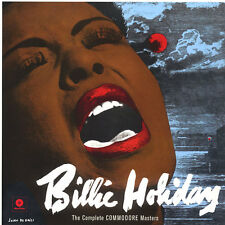Billie Holiday - The Complete Commodore Masters - UK LP - SEALED - New Copy Jazz