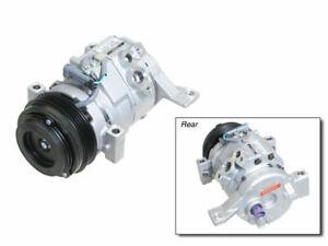 For 2008-2010 Hummer H3 A/C Compressor Denso 39133XC 2009 5.3L V8 New w/ Clutch